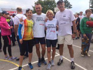 Tereza, Branko, Marija i Boris
